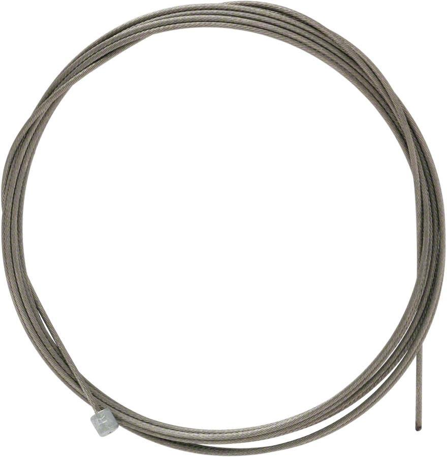 Shimano Stainless Derailleur Cable - 1.2mm X 2100mm