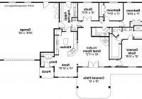 3 Bedroom Ranch Floor Plans Colors 3 Bedroom Ranch House Plans Ahscgs Com