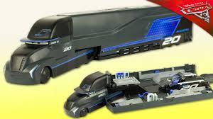 100 Jackson Truck And Trailer Disney Cars 3 Camion Transporteur Storm Gale Beaufort Jouet