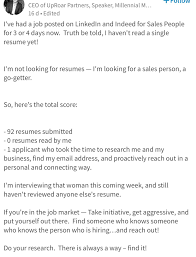 I Posted A Job On LinkedIn And Indeed But I'm Not Reading Any ... Indeed Search Rumes Pelosleclaire Com Resume Format 46226 Is Now Available As An Ios App Blog Find Awesome Example A Unique For It Cover Letter Examples New The Miracle Of Realty Executives Mi Invoice And Indeed Upload Resume Review Focusmrisoxfordco Job 25 Post Find Cv Archives Iyazam Resumeoad Https Www Auto Album Info How To Upload Data Analyst Description Elegant Template Business