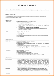 Accountant Resume In Word Formatresume Sample Doc India Teacher Formats Format