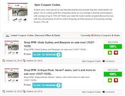 6pm Coupon Codes 2015: Enjoy Up To 75% Discount | Visual.ly