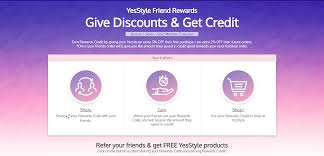 Yesstyle Friend Rewards : Referralcodes Coupon Codes For Yesstyle Yesstylecoupon 15 Off With The Yesstyle Reward Code Bgta8w Happy Shopping Guys Make Shipping Fun Things To Do In Chicago For Couples Yesstylecoupons Instagram Post Hashtag Couponsavings 34k Posts Photos Videos Youtube Coupons 100 Workingdaily Update Calyx Corolla Coupon Code Qdoba Coupons Nov 2018 Competitors Revenue And Employees Owler Company Tmart Com Home Depot Discount Online Industry Print Shop Mpg Hypervolt Massage Grove Collaborative