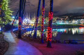 Christmas Trees Vancouver Wa by 6 Places To See The Christmas Lights In Vancouver
