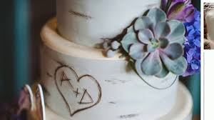 Rustic Wedding Cake Collection