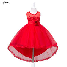 aliexpress com buy first communion dresses for girls front short