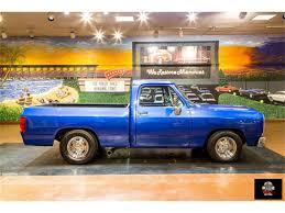 100 1987 Dodge Truck Ram For Sale ClassicCarscom CC1182680
