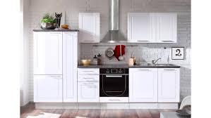 küche welcome küchenzeile in weiß hochglanz und matt mit