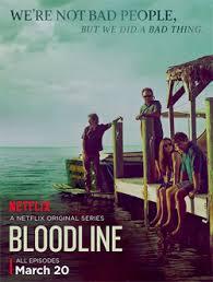 Bloodline TV Series Poster