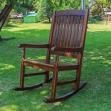 Amazon International Caravan Traditional Porch Rocking Chair