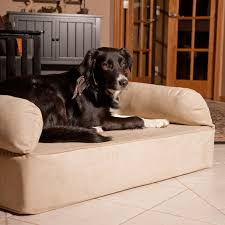 ozzie medium deep red orthopedic dog bed overstock shopping best