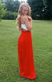 lady in red maxi dress in red at sweetie styles free shipping