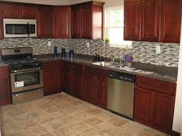 Premier Cabinet Refacing Tampa by This Simple And Functional Kitchen Features Astoria Granite