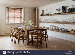 100 Large Dining Table With Chairs Farmhouse Dining Table With Wooden Chairs In Stylish Dining