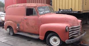 1949 Chevrolet Panel Track Chev 1950 Panal Delivery VAN In Melbourne ...