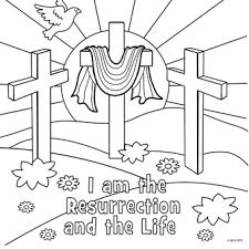 Startling Lent Coloring Pages For Kids Printable Preschoolers Worksheets