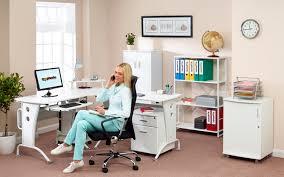 Small White Corner Desk Uk by Home Office Desks Uk Piranha Trading