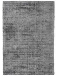 viskose teppich palais silber nach maß handgewebt