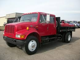 100 Used Dump Trucks For Sale In Nc 2001 INTERNATIONAL 4900