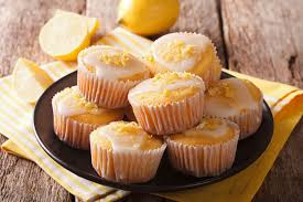 vegane zitronen muffins