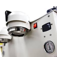 Synesso S200 Espresso Machine Brew Pressure Gauge Ans Shot Timer