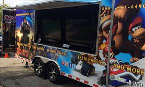 Our Mobile Video Game Truck Trailer - Staten Island New York Video ... The Rockin Roller Mobile Arcade Rockin Roller Mobile Arcade Mini New Jersey Video Game Truck Trailer Birthday Party Idea Cnaminson News 6abccom Tailgate In Pladelphia Pa Nj Delaware Chicago And Laser Tag Gallery School Bus Crash That Killed Student Teacher Under Multiverse Station Atlanta Stevens Event Youtube The Flying Pie Guy Cafe Food Truck Aussie Pies Usage Rolls School Events Rider Newyorkcilongislandvideogametruckbihdaypartybrighter4