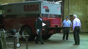 GARDA-Branch Manager - 010613 - GCP On Vimeo Suspect Due In Federal Court Following Atmpted Robbery Of Armored Rt Pedersoncbs6 Cbs6 Truck Stuck Ditch On Otterdale Rd Crash Volving Garda Van Shuts Down Stretch I95 Gardai Police Swat Armed Gun Eru Irish Copsmilitary Security Officer Shoots Suspect Armored Truck Stock Photos Images Alamy Crashes I270 Nbc4 Washington Inside Story Cars Secret Life Money Youtube Houston A Hub For Bank Armoredtruck Robberies Nationalworld What Gardaworld Security S0219 Woman Killed By At La Jolla Village Square Shopping Simpleplanes Ford F350 Garda