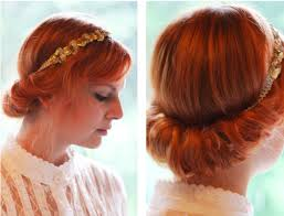 Easy Vintage Hairstyles For Layered Hair