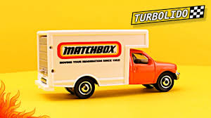 100 Toy Moving Truck MBX Mover MATCHBOX T8933 MB61 MOVING TRUCK YouTube