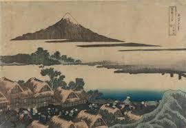 oban yoko e de la série fugaku sanju rokkei les trente six vues
