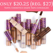Only $20.25 (Regular $27) Tarte Cosmetics Shape Tape ... 3050 Reg 64 Tarte Shape Tape Concealer 2 Pack Sponge Boxycharm August 2017 Review Coupon Savvy Liberation 2010 Guide Boxycharm Coupon Code August 2018 Paleoethics Manufacturer Coupons From California Shape Tape Stay Spray Vegan Setting Birchbox Free Rainforest Of The Sea Gloss Custom Kit 2019 Launches June 5th At 7 Am Et Msa Applying Discounts And Promotions On Ecommerce Websites Choose A Foundation Deluxe Sample With Any 35 Order Code 25 Off Cosmetics Tarte 30 Off Including Sale Items