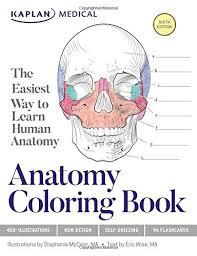 Kaplans Anatomy Coloring Book