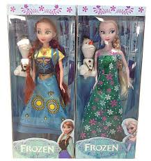 Frozen Disney Princess Elsa Doll Toys TheHutcom