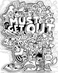 26 Adorable Cute Doodle Artwork For Your Inspiration Cc