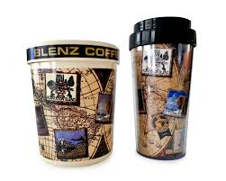 Blenz Coffee Containers X2 Hg