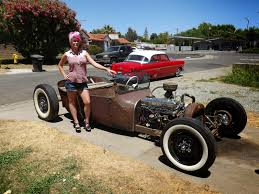 American Rat Rod Cars & Trucks For Sale: 1917 Dodge Brothers ...