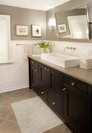 wall mounted faucet bathroom traditional with bathroom lighting
