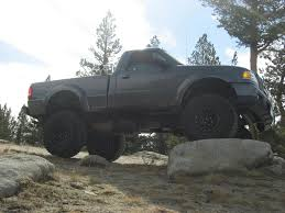 What Shocks For Will Work With My Double Lifted Truck? - Ranger ...
