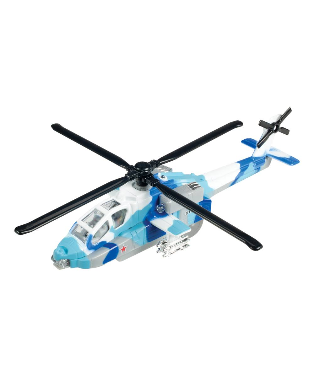 Toysmith - Sonic Helicopter Toy Set