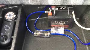 100 Truck Stereo System Installation Second Battery For Car Audio Custom 2010 Dodge