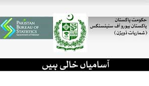 statistics bureau pakistan bureau of statistics nts 2018 application