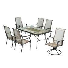 Patio Furniture Conversation Sets Home Depot by Buying Guide Find The Best Outdoor Dining Set For Your Backyard
