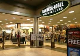 """According to a pany spokesperson Barnes & Noble is in fact """"not selling Amazon titles"""" in its stores"""