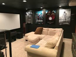 Polk Ceiling Speakers India by Bpzeig U0027s Home Theater Gallery Man Cave 19 Photos