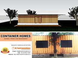 100 Container Homes Design House In India Manufacturers Supplier At Best