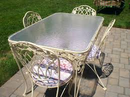 Meadowcraft Patio Furniture Dealers by Vintage Wrought Iron Patio Furniture U2013 Bangkokbest Net