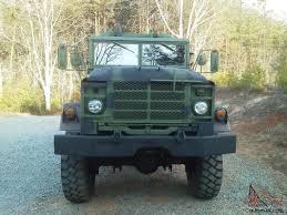 100 6x6 Truck Conversion 1986 Military Truck Machine Shop Bug Out Camper Conversion 5 Ton