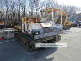 1997 Yanmar C60r Track Dump Truck, 130hp Diesel, 10, 000 Cap, Rubber ... Large Track Hoe Excavator Filling A Dump Truck With Rock And Soil Train Strikes Dump Truck In Taylorsville 2015 Rayco Rct80 New Kubota Diesel Made In Usa Two Trains Hit Killing Driver Morooka Mst1100 Crawler Carrier 5 Ton Capacity Haul Wikipedia Jellydog Toy Tumble Set Car Twister Electric Injured When Flips Near Weymouth Train Tracks News Tracked All Nodwell At Pioneer Rentals Dumptruck