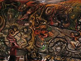 David Alfaro Siqueiros Murales Bellas Artes by David Alfaro Siqueiros Arte Cinético Latinoamericano