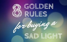 8 golden for buying a light box for sad beat the winter blues